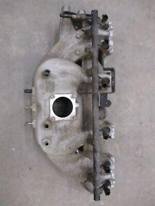 Jeep 4.0L Engine Intake Manifold TBI Horseshoe Wrangler High Output w/Injectors