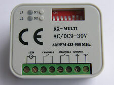 Receiver compatible with Sommer 4020 / 4026 / 4031 / 4025 / 4035 / 4011