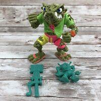 Vintage TMNT Figure 1990 Napoleon Bonafrog Teenage Mutant Ninja Turtles