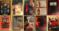 10 DVD Lot Donnie Darko From Hell Men in Black Box Passion of the Christ & MORE!