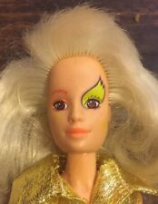 Vintage 1985 Hasbro Jem And The Holograms 12� Doll