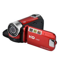 2.7 Inch TFT LCD Screen HD 1080P 16MP 16X Digital Zoom Camcorder Video DV Camera