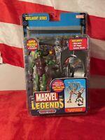 Marvel Legends Toybiz Green Goblin With Right Leg Of Onslaught