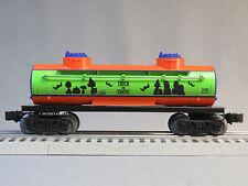 LIONEL PEANUTS HALLOWEEN TRAIN TANKER CAR tank 30214 charles shultz 6-37080 T