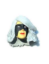 Petra Female Action Figure Head (1) Grey Hair Custom Fodder For Star Wars GI Joe