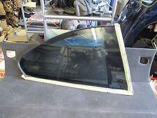 OEM BMW E88 1 Series Coupe Rigid Side Window w/Privacy tint O/S
