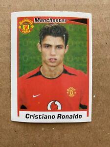 Cristiano Ronaldo - Rare sticker