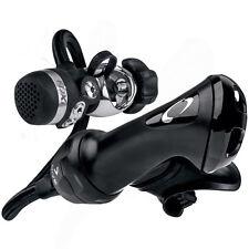 Oceanic Omega 3 FDXi DVT M-Flex Swiv Black Scuba Diving Regulator - DIN
