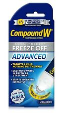Compound W Accu-Freeze Advanced Freeze Off Wart Removal System Cryogenic Remover