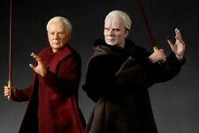Sideshow Collectibles 1:6 Scale Darth Sidious/Palpatine Star Wars Figure Set