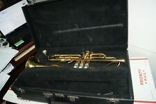 HOLTON by LEBLANC T 602 USA TRUMPET WITH HOLTON HARD CASE