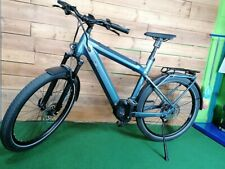 VSF 15Zehn EXT Manufaktur E-Bike 1125Wh RH 55cm gebraucht blaugrau matt