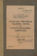 STANDARD TECHNICAL TRAINING NOTES FOR FLIGHT MECHANICS ( AIRFRAME ) - A.P.3042A