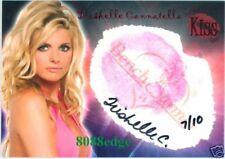 2006 BENCHWARMER KISS AUTO: TRISHELLE CANNATELLA #7/10 AUTOGRAPH