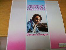 PEPPINO GAGLIARDI CANZONI DI SEMPRE  LP