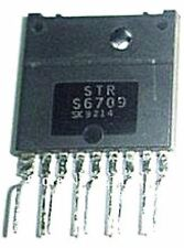SANKEN STRS6709 ZIP-9 OFF-LINE SWITCHING REGULATORS - WITH