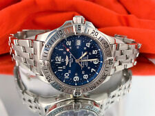 BREITLING SUPER OCEAN MENS AUTOMATIC WATCH ref.1500M WATCH BREITLING