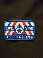 Lone Star Feed And Fertilizer Sticky Back Patches