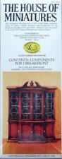 DOLL HOUSE OF MINIATURES CHIPPENDALE BEAKFRONT KIT, CHARMING ANTIQUE REPLICA