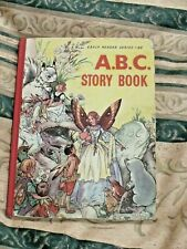 VINTAGE EARLY READER SERIES -22 ABC STORY BOOK
