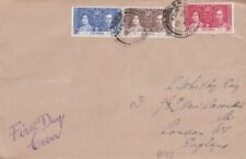 Royalty Territory Used British First Day Covers Stamps