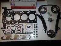 FORD TRANSIT MK7 2.2 TDCi 2006-14 FWD TIMING CHAIN KIT + HEAD GASKET SET & BOLTS