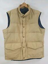 Vtg. Mens Woolrich Outdoor Vest Jacket - Medium