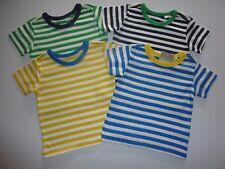NEXT 4 Little Boys Striped T-Shirts NWT