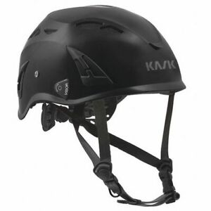 Kask Whe00036.210 Work/Rescue Helmet,Super Plasma,Black