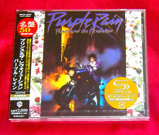 Prince Purple Rain SHM CD JAPAN WPCR-13273