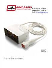 Philips S3-1 Cardiac Transducer/Probe|Refurbished|Warranty Included