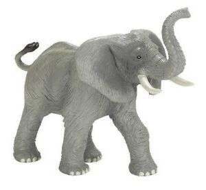 Safari ltd 238429 African Elephant 5 1/2in Series Wild Animals Old Design