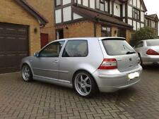 VW GOLF MK4 GTI 25th ANNIVERSARY - REAR BUMPER SPOILER