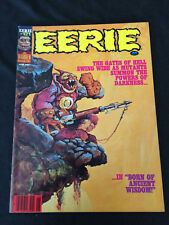 EERIE #121 VF Condition