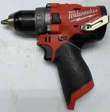 Milwaukee 2504 20 M12 Fuel Brushless Cordless 12 In Hammer Drill Tool Only