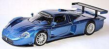 MASERATI MC 12 CORSA 2004-05 Blu Blu Metallizzato 1:24 Motor Max