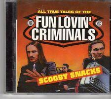 (EU651) Fun Lovin' Criminals, Scooby Snacks - 1996 CD