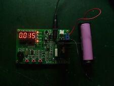 DC 12V Battery Capacity Tester / Batterie Life / Internal Resistance Analyzer