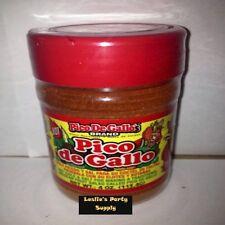 Pico De Gallo,Hot spicy Snack Seasoning Clasico  4oz