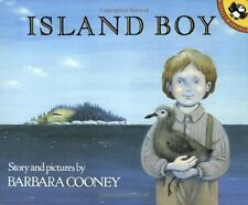 Island Boy (Picture Puffins) by Barbara Cooney