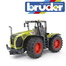 Bruder Claas Xerion 5000 Tractor Niños Granja Juguete Niños modelo agrícola escala 1:16