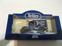 Lledo Tetley Die-cast Car Van Model Vintage