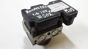 #502 Skoda Roomster, Bosch Pompe ABS 6R0907379AR/6R0907379AQ/6R0614117AJ
