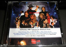 BON JOVI blige MARTINA MCBRIDE Kenny Chesney sara evans CHRIS BOTTI mcphee CD