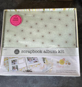 S.E.I 1 Hour 12 X 12 Scrapbook Album Kit. Clarabelle. New And Sealed