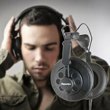 Superlux HD668B semi-ouverte Dynamic Monitoring Professional Studio Casques