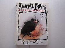 ANIMAL FARM - GEORGE ORWELL -  50th ANNIVERSARY EDITION - Secker and Warburg