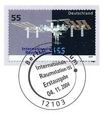 RFA 2004: Station spatiale mir ISS N° 2433 avec Berlinois