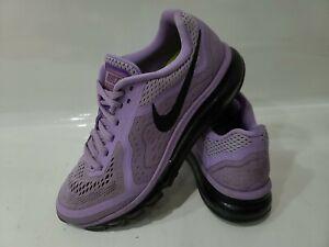 Nike Womens Air Max 621078 502 Lilac Black Purple Violet Running Sz 9 sneakers