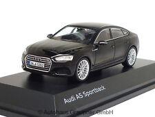 Audi A5 Sportback 1:43 Mythosschwarz 5011605033 Modellauto Minimax Schwarz